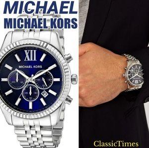 **NEW** Michael Kors Mk8280 Mens Watch Lexington S